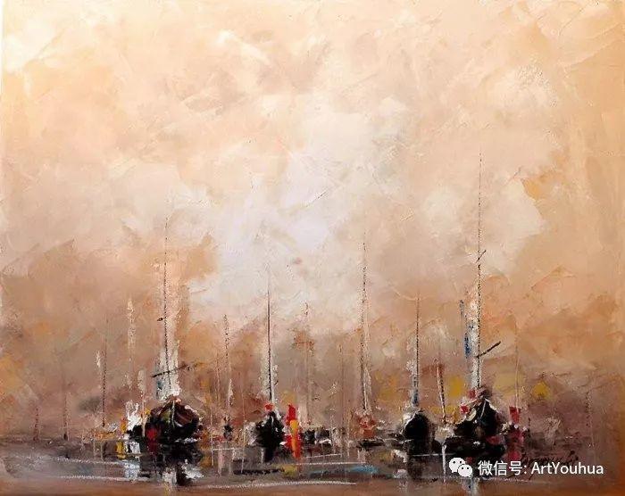 风景油画 波兰Marek Langowski插图25