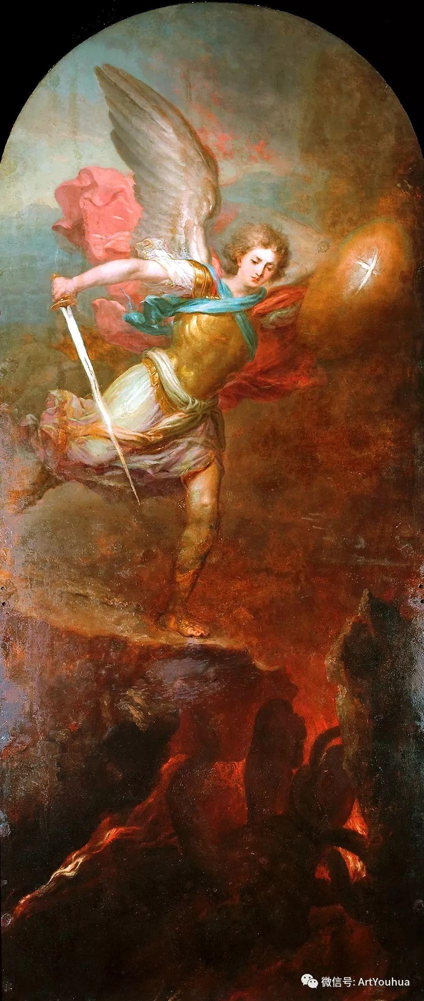 精美古典人物 俄罗斯画家Vladimir Borovikovsky插图25