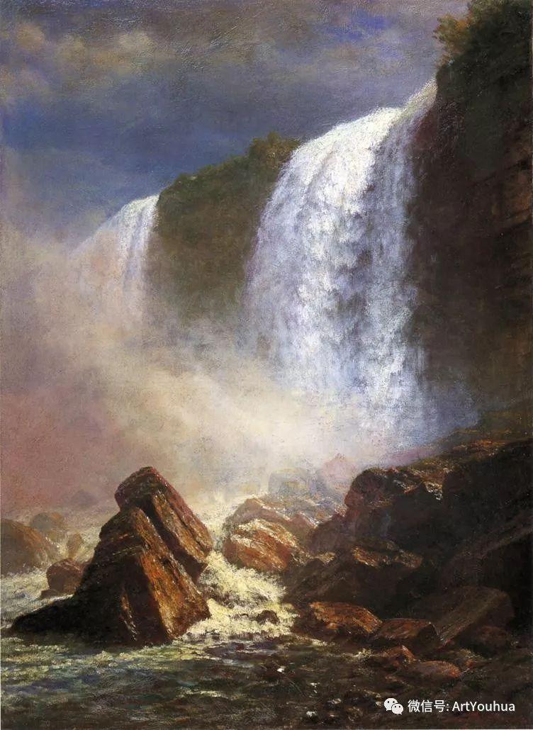 哈德逊河派 美国画家Albert Bierstadt插图9