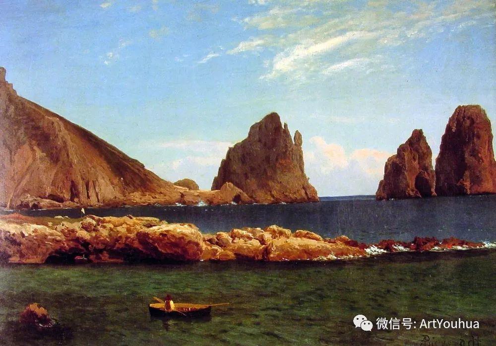 哈德逊河派 美国画家Albert Bierstadt插图29