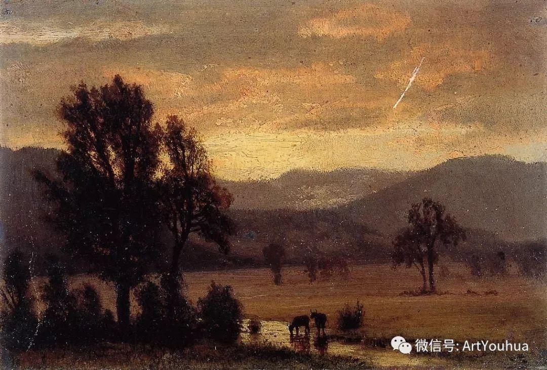 哈德逊河派 美国画家Albert Bierstadt插图63