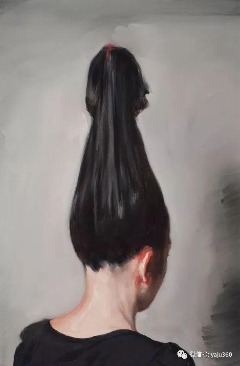 人物绘画 比利时艺术家Michaël Borremans插图21