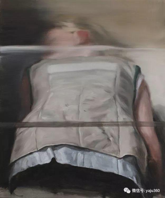 人物绘画 比利时艺术家Michaël Borremans插图25