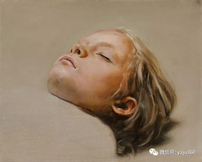 人物绘画 比利时艺术家Michaël Borremans插图35