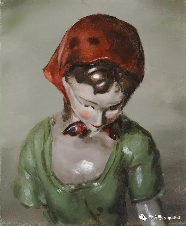 人物绘画 比利时艺术家Michaël Borremans插图39