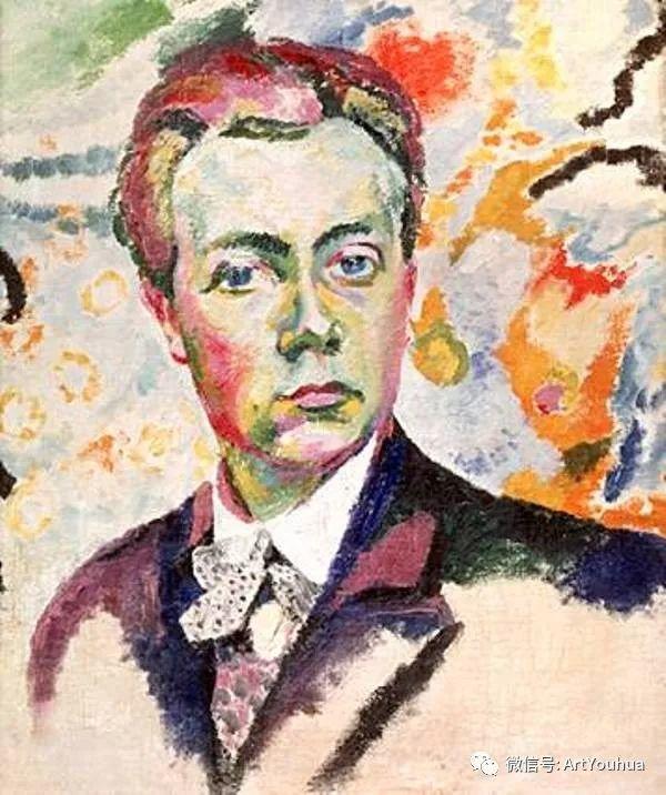 抽象艺术 法国画家Robert Delaunay插图1