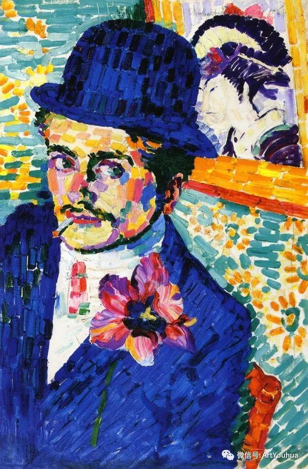 抽象艺术 法国画家Robert Delaunay插图5