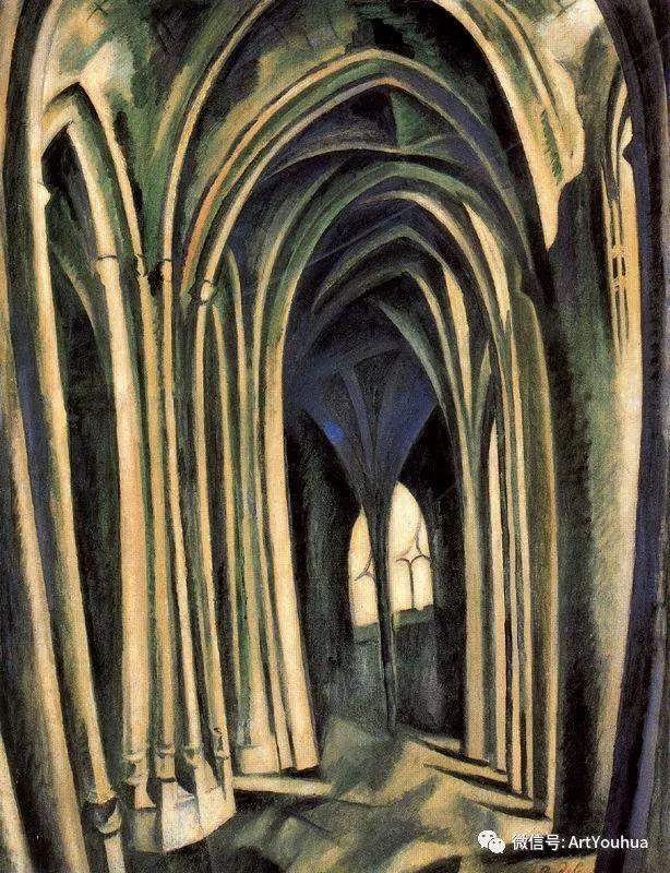 抽象艺术 法国画家Robert Delaunay插图61