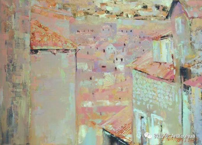 静物和风景 俄罗斯现代画家Patrushev Dmit插图4