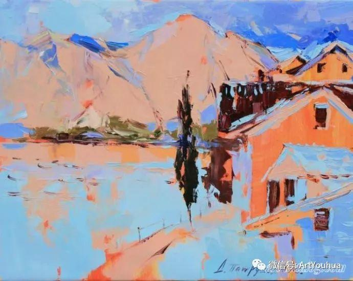 静物和风景 俄罗斯现代画家Patrushev Dmit插图9