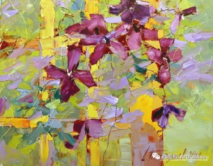 静物和风景 俄罗斯现代画家Patrushev Dmit插图10