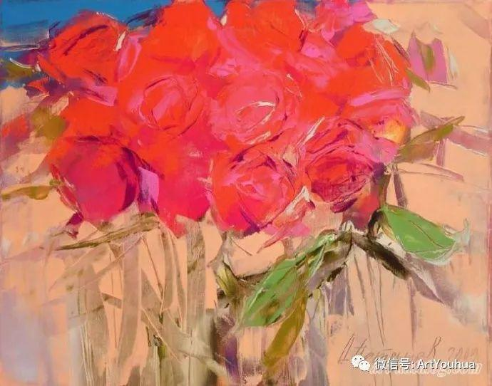 静物和风景 俄罗斯现代画家Patrushev Dmit插图12