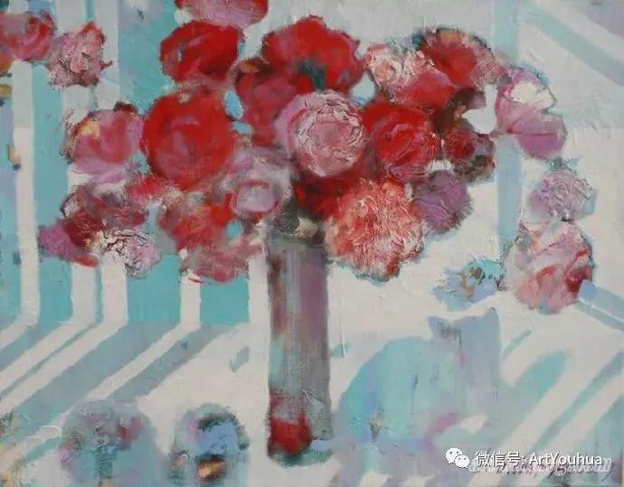 静物和风景 俄罗斯现代画家Patrushev Dmit插图15