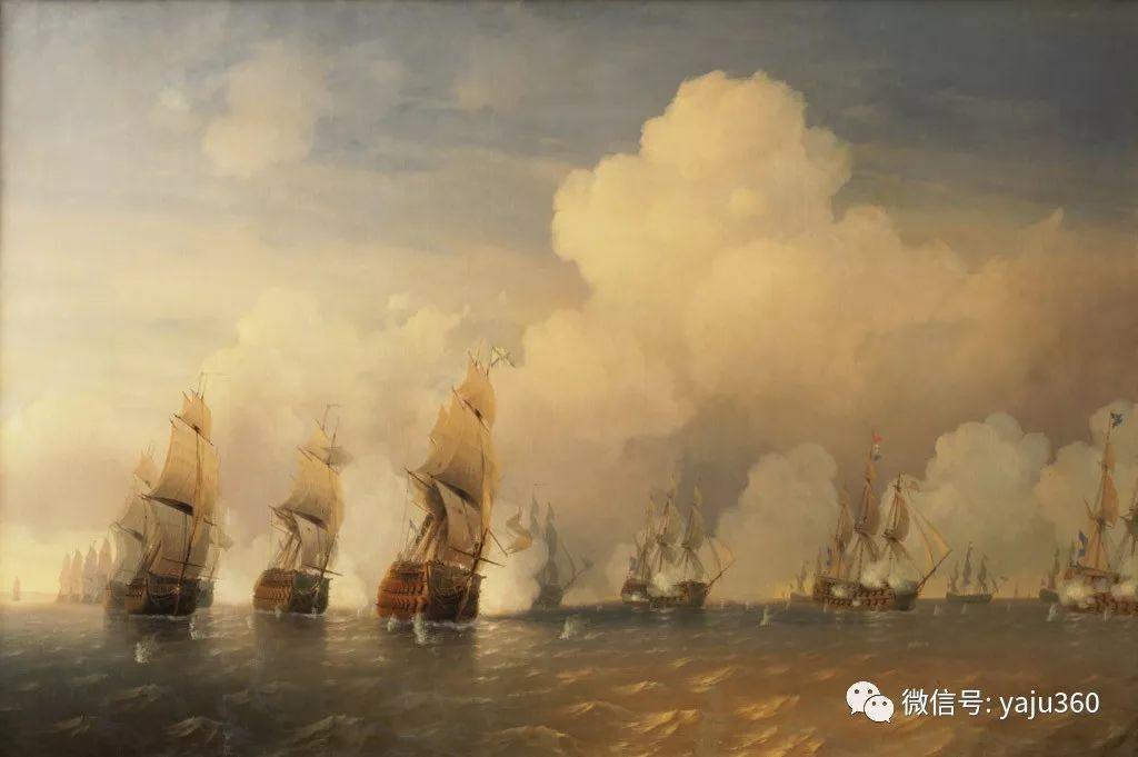 海洋景观 俄罗斯画家Alexey Bogolyubov插图55