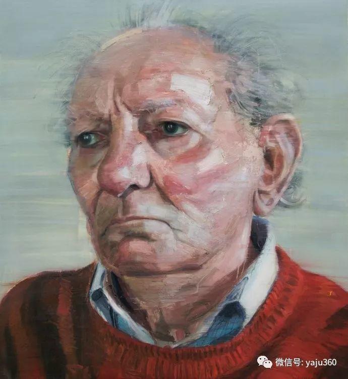 人物肖像作品 北爱尔兰Colin Davidson插图1