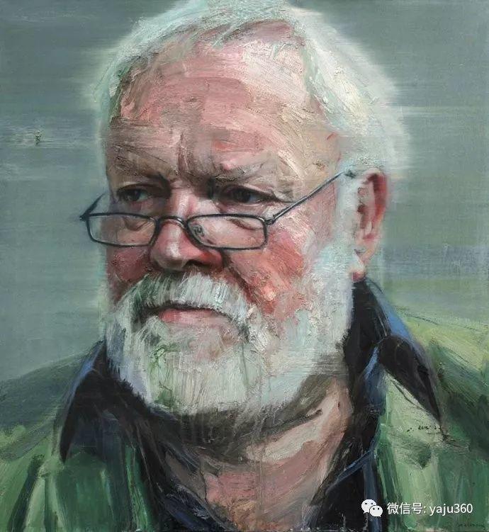 人物肖像作品 北爱尔兰Colin Davidson插图7