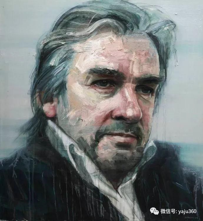 人物肖像作品 北爱尔兰Colin Davidson插图9