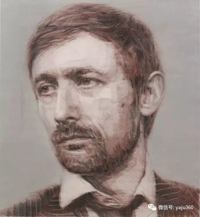 人物肖像作品 北爱尔兰Colin Davidson插图11