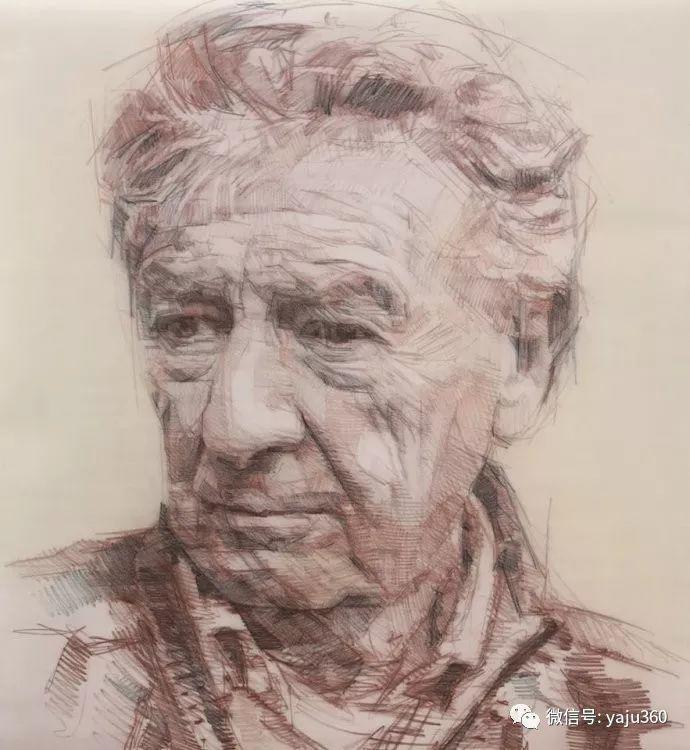 人物肖像作品 北爱尔兰Colin Davidson插图13