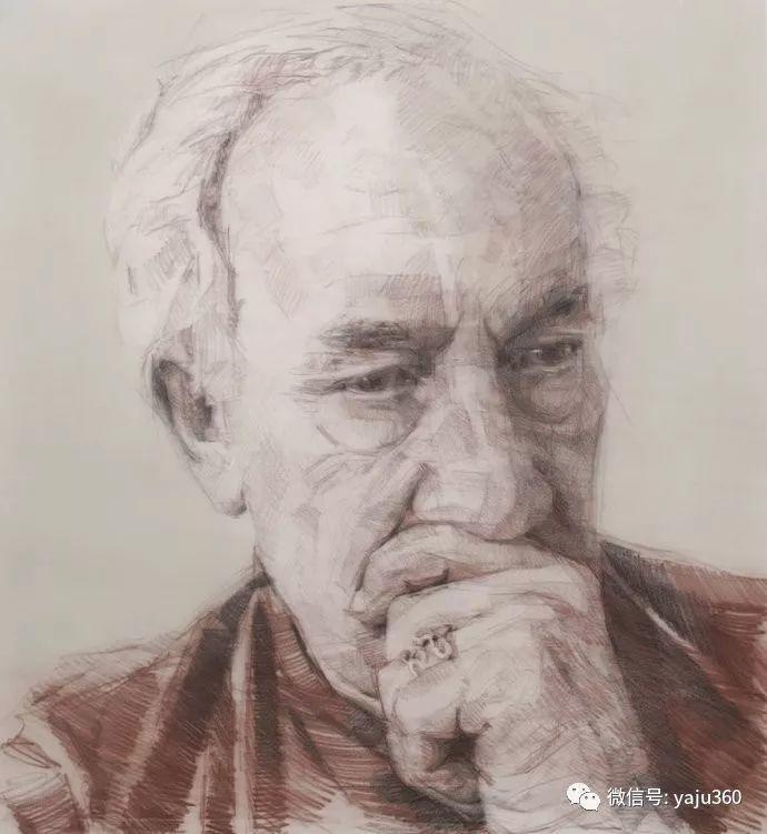 人物肖像作品 北爱尔兰Colin Davidson插图17