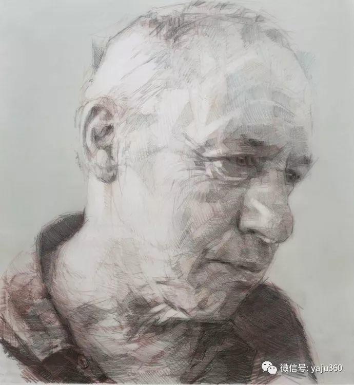人物肖像作品 北爱尔兰Colin Davidson插图19