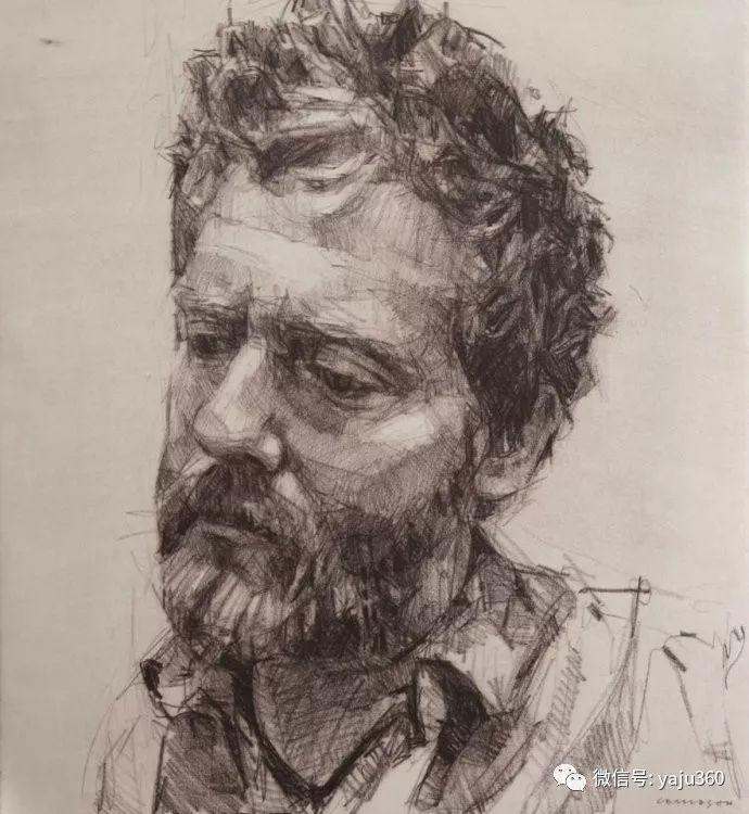 人物肖像作品 北爱尔兰Colin Davidson插图21