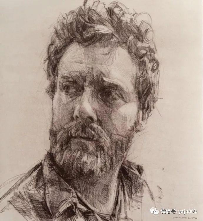 人物肖像作品 北爱尔兰Colin Davidson插图23