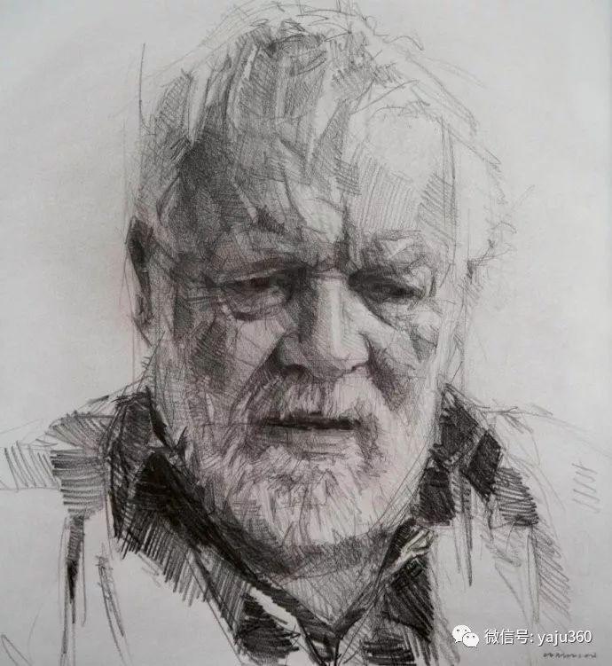 人物肖像作品 北爱尔兰Colin Davidson插图25