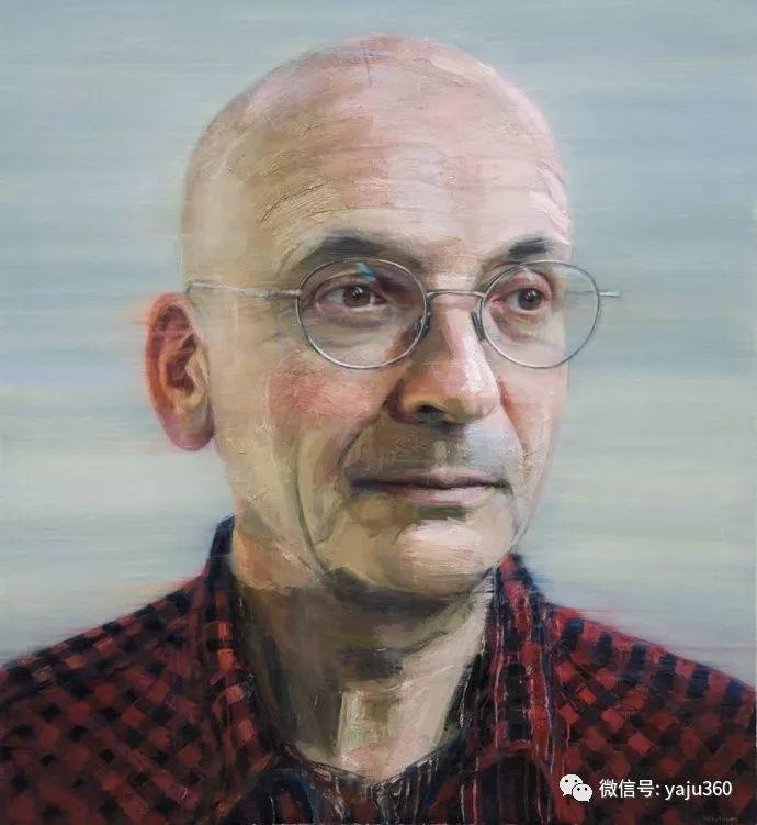 人物肖像作品 北爱尔兰Colin Davidson插图27