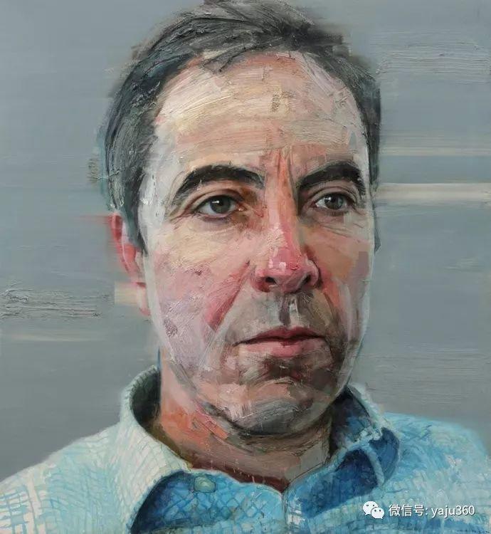人物肖像作品 北爱尔兰Colin Davidson插图33