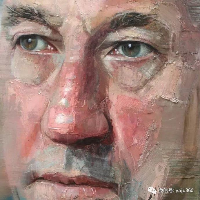 人物肖像作品 北爱尔兰Colin Davidson插图39