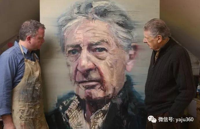 人物肖像作品 北爱尔兰Colin Davidson插图47