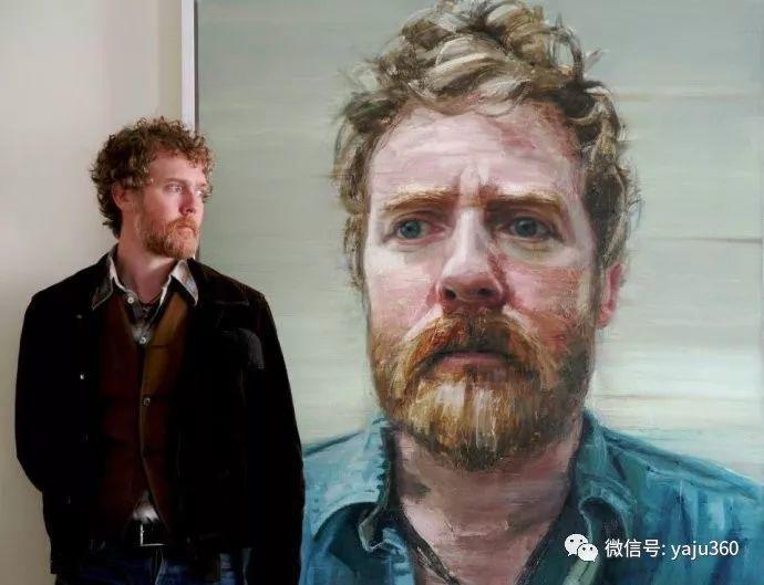 人物肖像作品 北爱尔兰Colin Davidson插图55