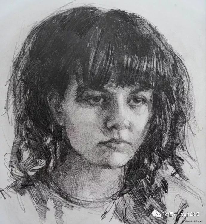 人物肖像作品 北爱尔兰Colin Davidson插图59