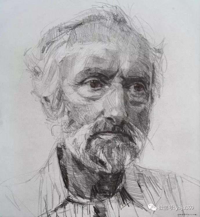 人物肖像作品 北爱尔兰Colin Davidson插图61