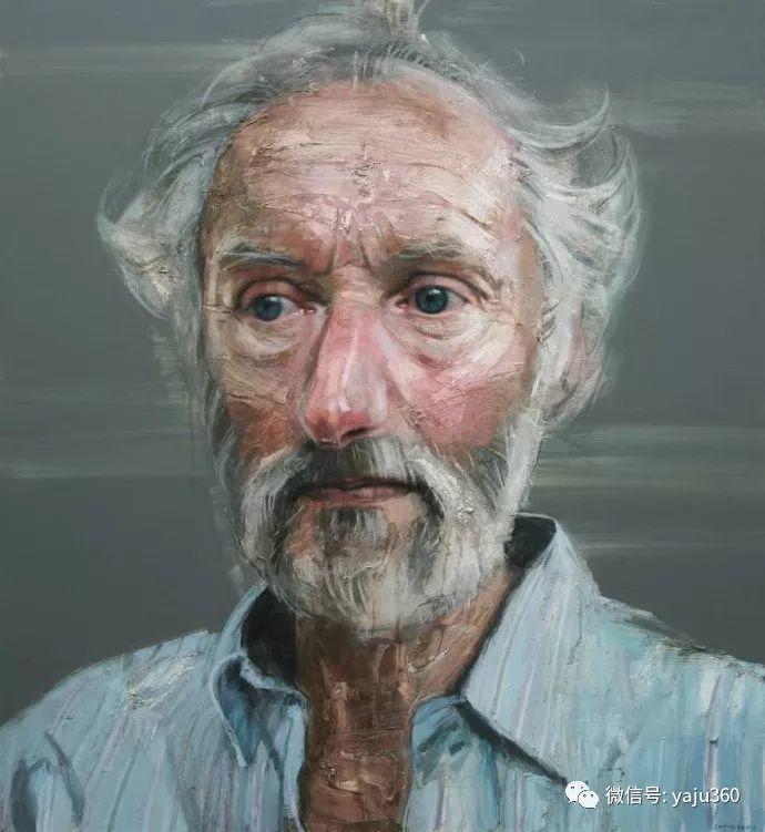 人物肖像作品 北爱尔兰Colin Davidson插图63