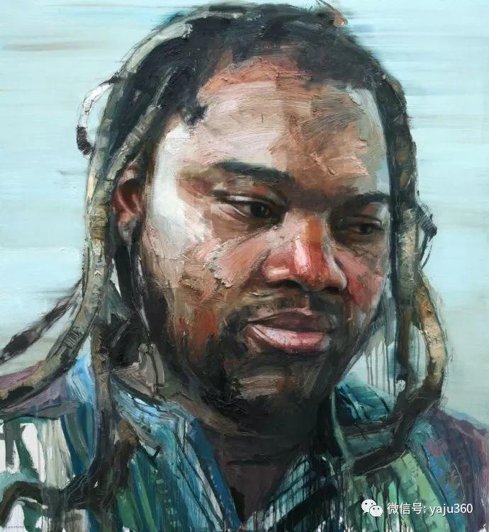 人物肖像作品 北爱尔兰Colin Davidson插图65