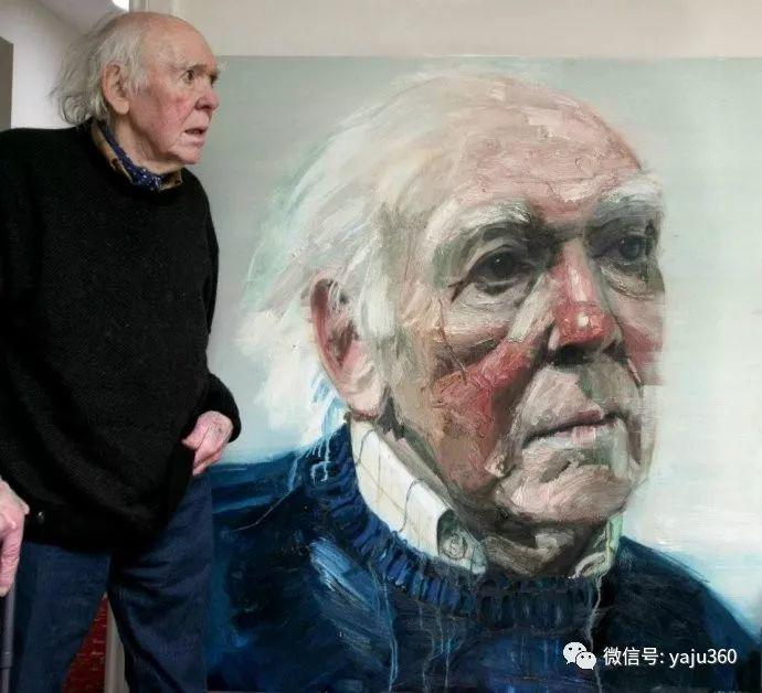 人物肖像作品 北爱尔兰Colin Davidson插图69
