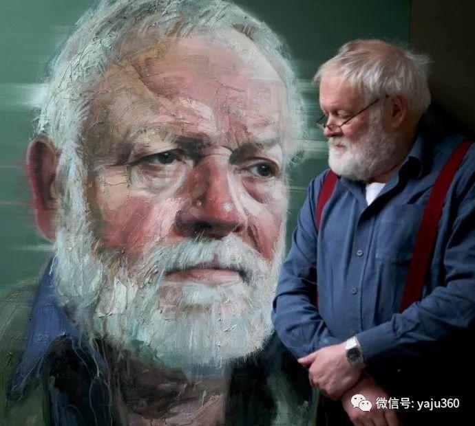人物肖像作品 北爱尔兰Colin Davidson插图73