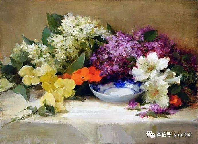 花卉绘画 Stephanie Birdsall作品欣赏插图2