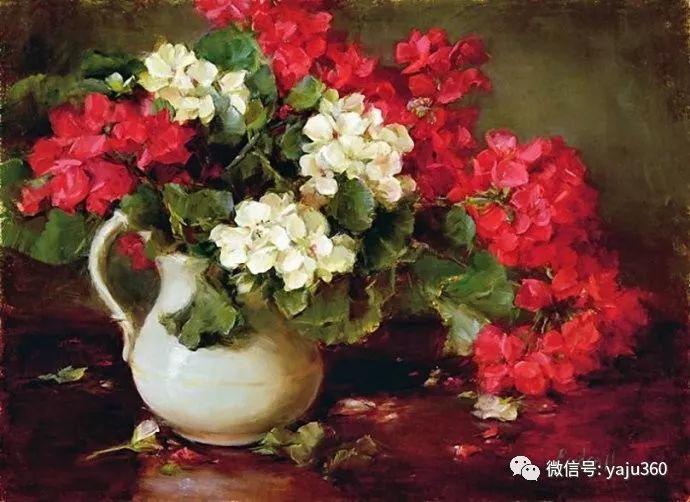 花卉绘画 Stephanie Birdsall作品欣赏插图3