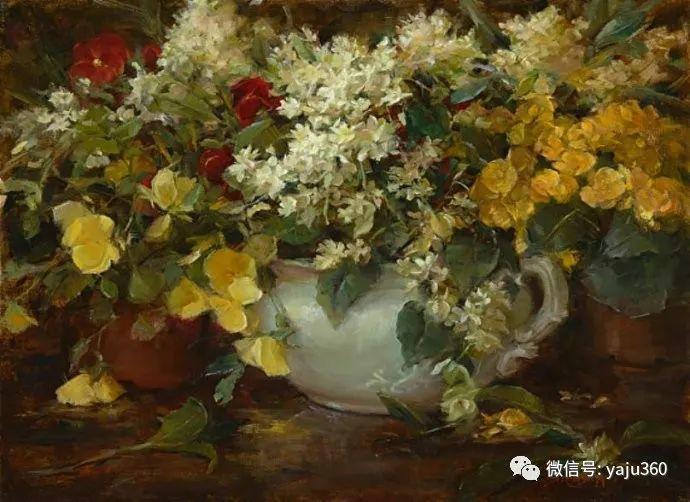 花卉绘画 Stephanie Birdsall作品欣赏插图4