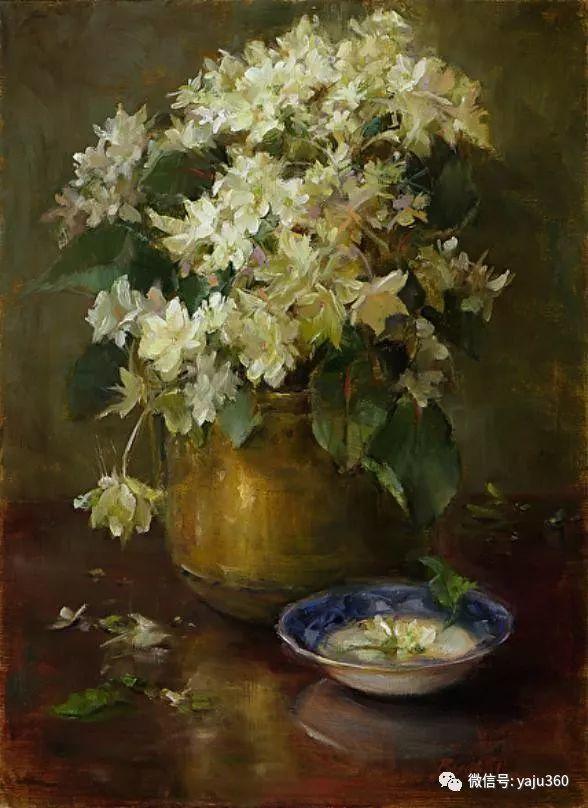 花卉绘画 Stephanie Birdsall作品欣赏插图6