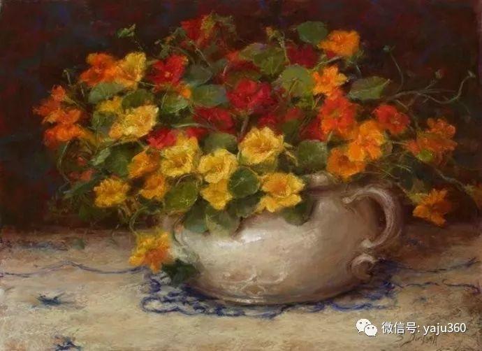 花卉绘画 Stephanie Birdsall作品欣赏插图8