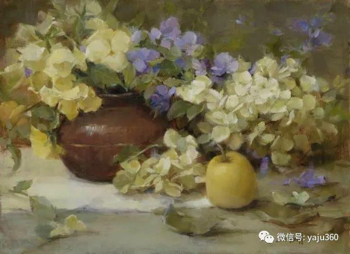 花卉绘画 Stephanie Birdsall作品欣赏插图9