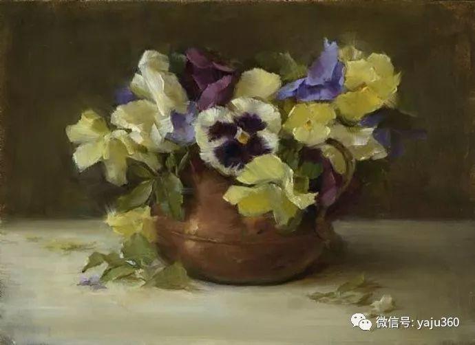 花卉绘画 Stephanie Birdsall作品欣赏插图11