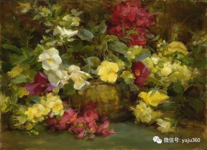 花卉绘画 Stephanie Birdsall作品欣赏插图13