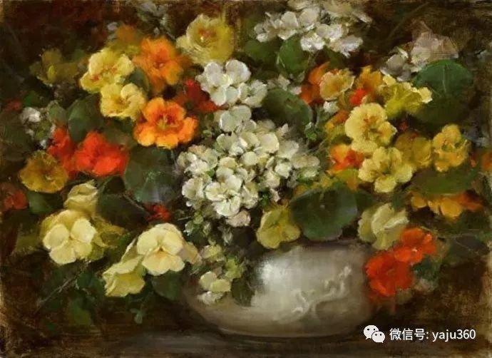 花卉绘画 Stephanie Birdsall作品欣赏插图14