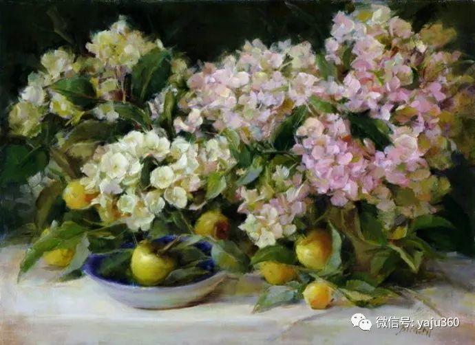 花卉绘画 Stephanie Birdsall作品欣赏插图17