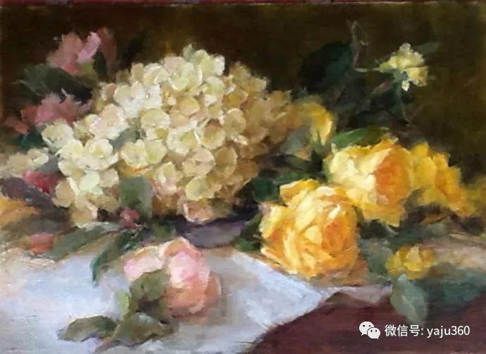 花卉绘画 Stephanie Birdsall作品欣赏插图18